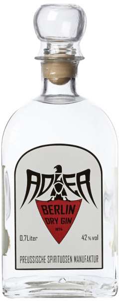 preussische spirituosen manufaktur adler gin 0,7 liter