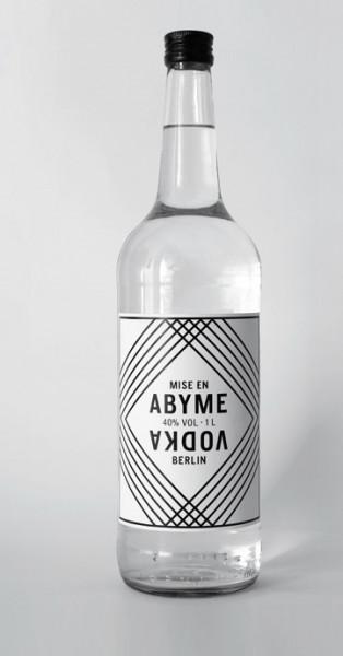 abyme vodka mise en abyme 0,35 l