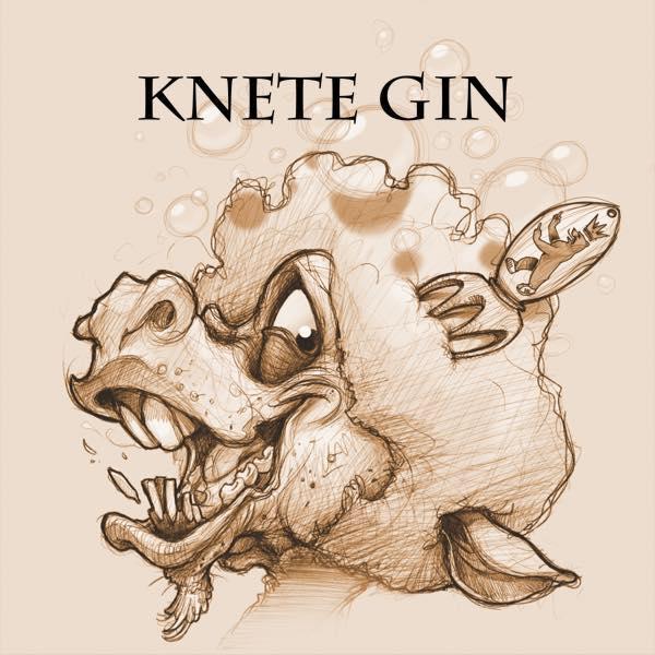knete gin