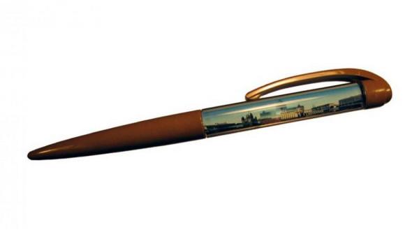 oliver fabel - kugelschreiber schlosspalast
