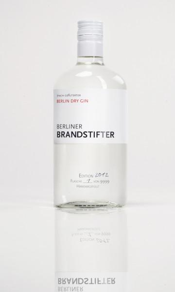 berliner brandstifter berlin dry gin 0,35 l