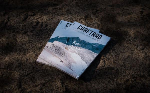 craftrad magazin für motorradkultur #15 bon voyage