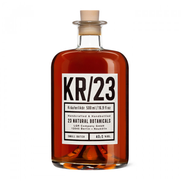 lqr-the liquor company kräuterlikör kr/23 500ml