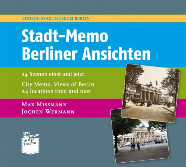 verlag m stadtmuseum berlin stadt-memo berliner ansichten
