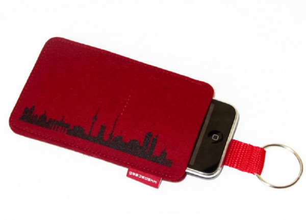 44spaces smartphonehülle city sleeve