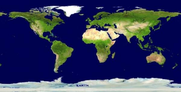 oliver fabel - earth icefree wackelkarte