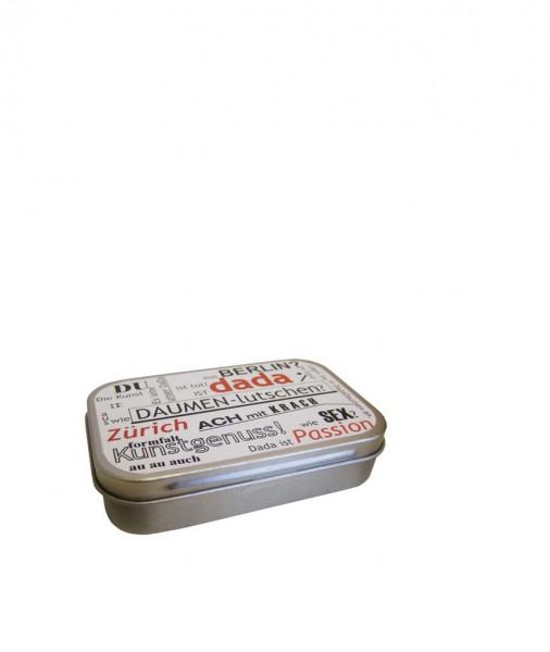 formfalt lakritze dada daumen in der dose