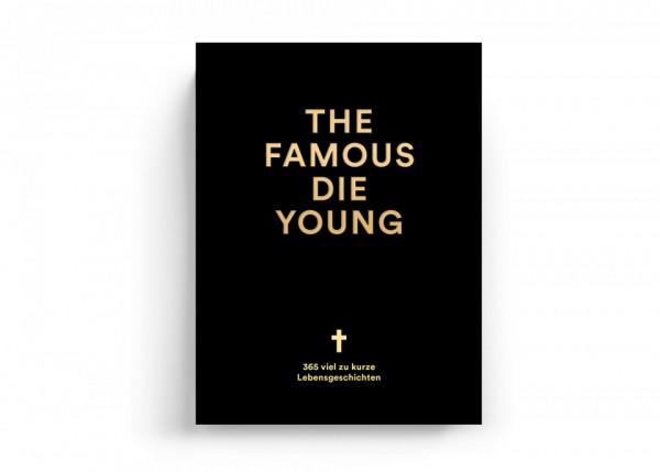 seltmann & söhne tageskalender the famous die young (jahresunabhängig)