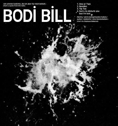 sinnbus records cd bodi bill next time