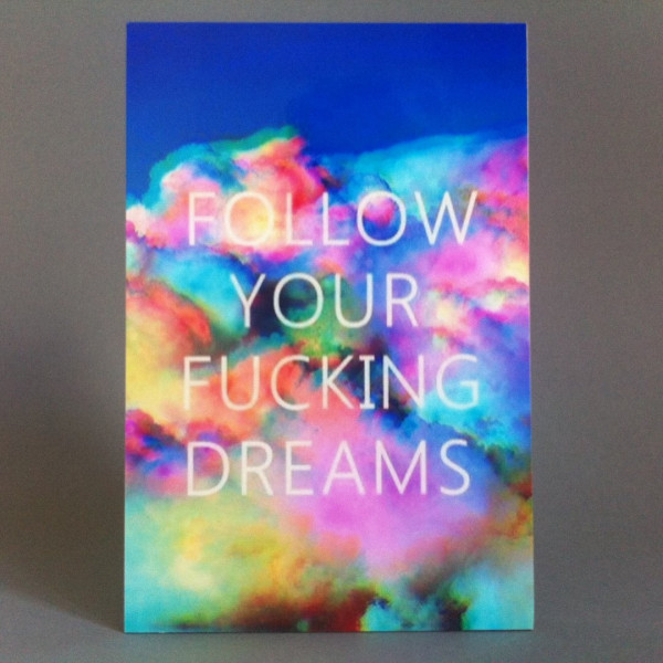 fakeberlin bild mdf follow your fucking dreams