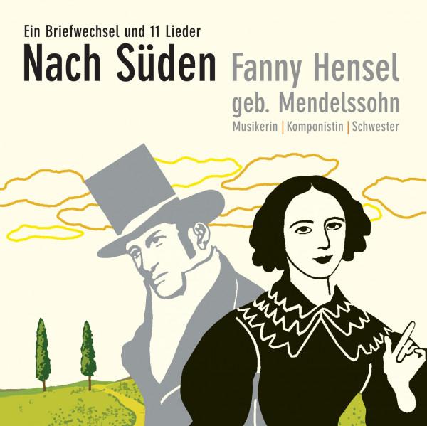 o-ton-produktion hörspiel nach süden - ein briefwechsel & 11 lieder