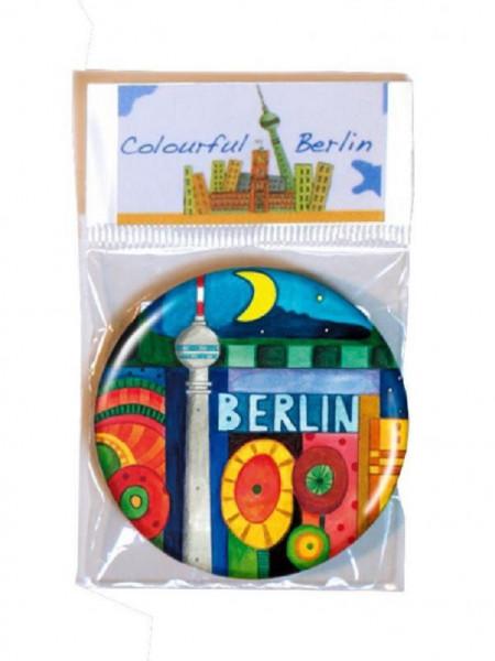 maina-manufaktur colourful berlin magnet (37mm)