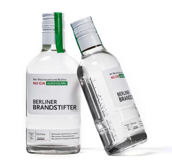 berliner brandstifter no gin 0,35 l (alkoholfrei)